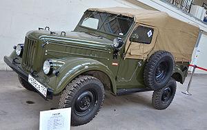 GAZ-69 - Image: Газ 69