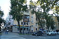 Дом, где жил и умер русский поэт, писатель, журналист Комаров П. С. (улица Карла Маркса, 41, кв. 3, торец) (2).JPG