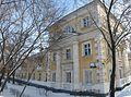 Дом жилой, улица Блюхера, 5, Озёрск, Челябинская область. Фасад, выходящий на ул. Блюхера.jpg