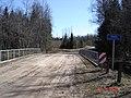 Мост через речку Виесите tilts pāri Viesītei - panoramio - Aleksandrs Timofejev….jpg