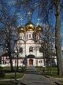 Новгородская обл., Валдай - Иверский монастырь, Успенский собор 1.jpg