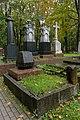 Новодевичье кладбище. Могила Никонов Н.Б.jpg