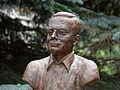 Памятник Н. А. Заболоцкому в Тарусе. Работа скульптора Александра Казачка. Июль 2015 года.jpg
