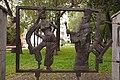 Пермь Памятник А.С. Пушкину Барельеф 04.jpg