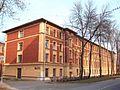 Санкт-Петербург. Политехническая улица, 29 корпус 2. 2-й профессорский корпус (южный фасад).jpg