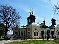 Троїцька церква (Іонинський монастир), Тимірязєвська, 1.JPG