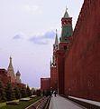 У Кремлёвской стены..JPG