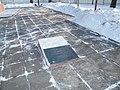 Хабаровск, могила контр-адмирала Антонова Н. В..JPG