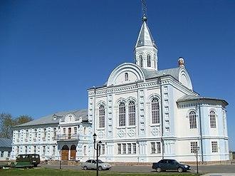 Koryazhma - Church of Saint Longin