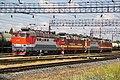 ЧС4Т-243, Россия, Архангельская область, станция Коноша-I (Trainpix 168471).jpg