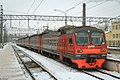 ЭД4М-0393, Russia, Leningrad region, Vyborg station (Trainpix 46424).jpg