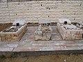 החלקה הצבאית בבית העלמין העתיק בחברון.JPG