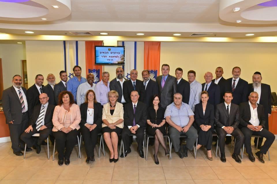 מועצת עיריית נתניה ה-15