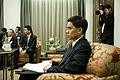 สัมภาษณ์นายกฯ นายกรัฐมนตรี กล่าวสุนทรพจน์เปิดงานและต - Flickr - Abhisit Vejjajiva (7).jpg