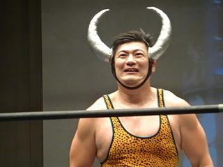 Yoshihiro Sakai Japanese professional wrestler