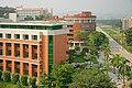 华南农业大学,食品、艺术、理学三学院鸟瞰 - panoramio.jpg