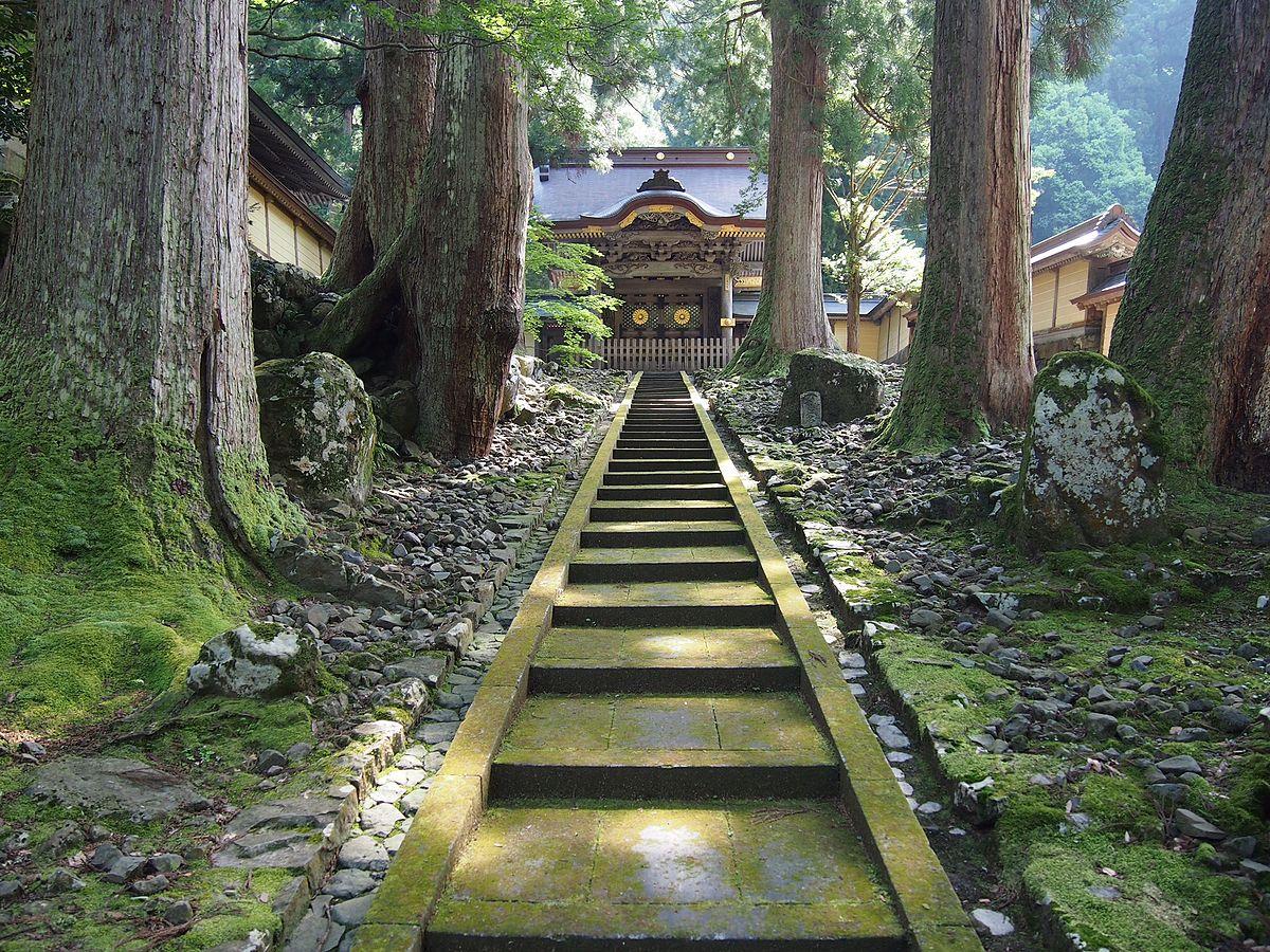 福井県の永平寺境内をたっぷりと撮影する 初秋の …