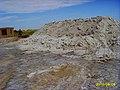 盐湖的盐堆 - panoramio.jpg