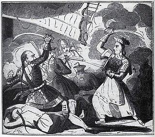 Zheng Yi Sao Chinese pirate