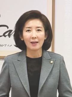 Na Kyung-won South Korean politician and lawyer