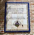 010 En memòria de Gato Pérez, pl. del Poble Romaní.jpg