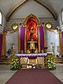 0196jfSaint Francis Church Tree Meycauayan Heritage Belfry Bulacanfvf 16.JPG