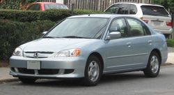 2003 Honda Civic Hybrid (AS)