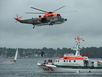 German Maritime Search and Rescue Service - Image: 050625 Kiel x 42 600