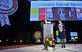 1. Victor Ponta si Rovana Plumb la Reuniunea OFSD, Primavara social democrata - 08.03.2014 (13013206954).jpg