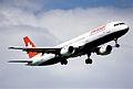102ag - Swissair Airbus A321-111; HB-IOJ@ZRH;09.08.2000 (5876329252).jpg