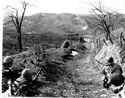 10th Mountain, securing road (Italy, 1945)