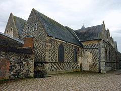 Glise saint martin de saint valery sur somme wikimonde - Office du tourisme st valery sur somme ...