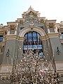 125 Teatro Palacio Valdés, c. Armando Palacio Valdés 3 (Avilés), detall.jpg