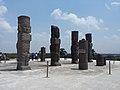 12 Atlantes de Tula y las piramedes. Tula, Estado de Hidalgo, México, también denominada como Tollan-Xicocotitlan.jpg