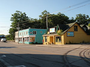 Lambton Shores - Main Street in Grand Bend