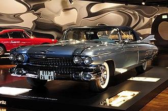 Cadillac Eldorado - 1959 Cadillac Eldorado Biarritz