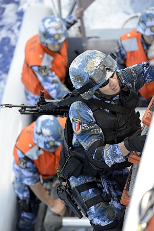 People's Liberation Army Special Operations Forces - People's Liberation Army Navy Special Forces