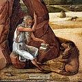 1460 Der heilige Hieronymus in der Wüste Barber Institute of Fine Arts anagoria.jpg