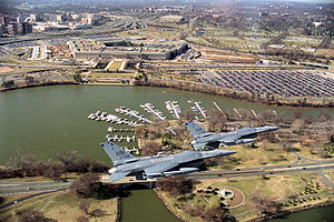 148th FW over the Pentagon.jpg