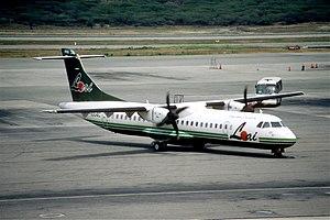 LAI – Línea Aérea IAACA