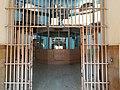 15 Presó Model (Barcelona), entrada al panòptic des del pati.jpg