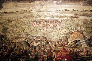 Prince Eugene of Savoy - The relief of Vienna on September 12, 1683.