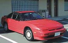 Nissan 180SX - Wikipedia