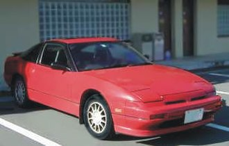 "Nissan 180SX - Early model 180SX (""Pig Nose"")"