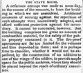 1838 arson attempt Massachusetts StateHouse SalemGazette Jan12.png