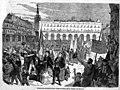 1869-03-21, El Museo Universal, Memorable manifestación libre-cultista en la ciudad de Sevilla, Valeriano D. Bécquer.jpg
