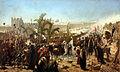 1876 Gentz Friedrich Wilhelm von Preußen in Jerusalem 1869 anagoria.JPG