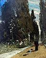 1877 Feddersen Römische Landschaft (Tivoli) anagoria.JPG
