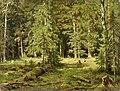 1880er Ivan Shishkin Wald anagoria.JPG