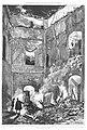 1887-01-15, La Ilustración Española y Americana, Incendio del alcázar de Toledo, Ruinas de la biblioteca, Comba, Rico.jpg